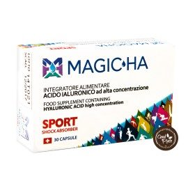 MAGIC HA SPORT Capsule Acido Ialuronico